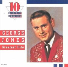 Greatest Hits [Musicor] by George Jones (CD, Jun-1995, CEMA Special Markets)