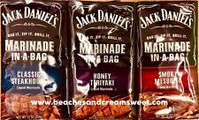 Jack Daniels Marinade YOU CHOOSE Teriyaki Or Honey Mesquite US Import