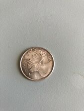 1966- Silver Canada 25 Cents Quarter Canadian Coin  ~ Circulated