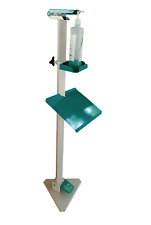 Sanitizer Dispenser Floor Stand touch less Soap  Stand foot operated touch free