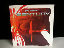 SYD MEADS SENTURY VOL. I SIGNED FIRST EDITION/ PRINT SOFTCOVER FUTURISTIC DESIGN