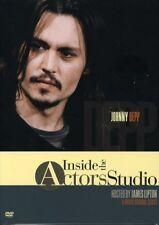 Johnny Depp: Inside the Actors Studio [New DVD] Full Frame