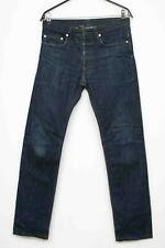 Great Men's DIOR Straight Blue Jeans Size 30