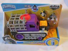 Imaginext DC Super Friends Penguin Snow Tank Money case claw vehicle NEW Artic