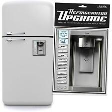 Upgrade Refrigerator Magnet Fancy Fridge Ice Water Dispenser Gag Gift
