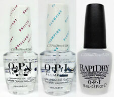 OPI Nail Lacquer - BRILLIANT/PLUMPING/RAPIDRY Top Coat - Pick Your Item 0.5oz