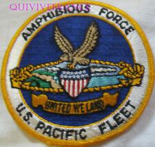 PUS684 - US NAVY AMPHIBIOUS FORCE US PACIFIC FLEET PATCH