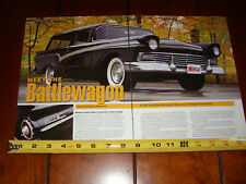 1957 FORD DEL RIO RANCH WAGON - ORIGINAL 2009 ARTICLE