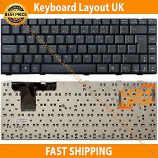 New Asus V2 V2S VX2 VX3 VX2S VX2SN V020462BK1 Laptop keyboard UK Layout - Black