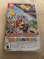 Paper Mario: The Origami King Standard Edition (Nintendo Switch, 2020)