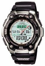 CASIO SPORTS GEAR Moon Data for Fishing Men's Watch AQW-101J-1AJF 38229JP IMPORT