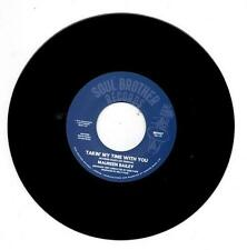 MAUREEN BAILEY Takin' My Time With You  NEW MODERN SOUL 45 (SOUL BROTHER) 70s