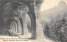 BR36425 Chemin de fre Montreux Oberland Bernois       Switzerland