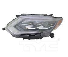 TYC NSF Left Side LED Headlight Assy For Nissan Rogue SL/SL HYBD 2017-2018 Model
