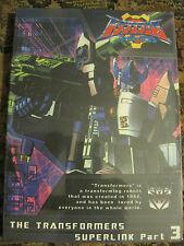 Transformers SuperLink Part 3-  Import DVD