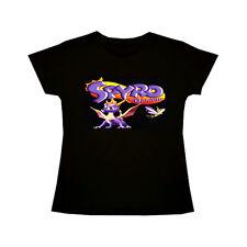 SPYRO THE DRAGON LOGO LADIES TEE!
