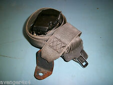 LAND ROVER DISCOVERY 200/300 TDI FRONT, PASSENGER SIDE SEAT BELT BTR7765LNF