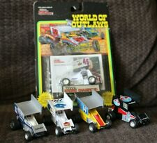 5 Racing Champions Sprint Cars 1/64 scale