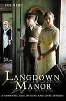 Langdown Manor by Reid, Sue, Good Used Book (Paperback) FREE & FAST Delivery!