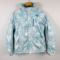 The North Face Womens Ski Snow Jacket Size Medium (AU 12-14) Lined Retro Design