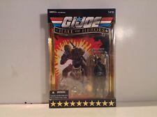 G.I.JOE Hall Of Heroes Commando Code name Snake Eyes 2008