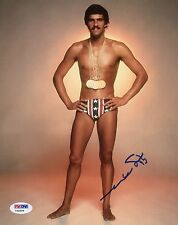 Mark Spitz 8x10 Photo Signed Autographed Auto Psa Dna Olympic Gold Medal Swim