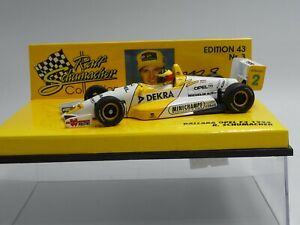 Minichamps 1:43 Ralf Schumacher Dallara Opel F3 1994 514943002