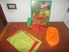 Barbie 1974 Campeggio HIGH SIERRA ADVENTURE CAMPING Playset