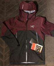 ⭐️🔮 NWT ARC'TERYX Rush Jacket Gore-tex Pro Mens Medium 🔮⭐️