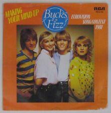Bucks Fizz 45 Tours Eurovision 1981 Hollande