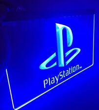 Playstation Led Light Sign for Game Room,Office,Bar,Man Cave. Us Seller! Ps4