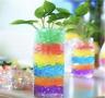 2500 Orbeez Water Aqua Soil Crystal Bio Gel Balls Beads Decoration Vase Filler
