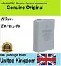 Genuine Original Nikon EN-EL14a EN-EL14 Battery for MH-24 D3300 D5200 D5100 55