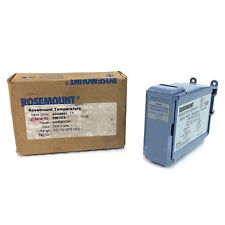 Temperature Transmitter 644RAI1Q4 Rosemount 644R-A-I1-Q4
