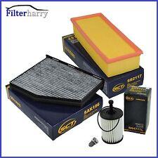 Filterpaket Inspektionspaket Servicekit VW Touran Passat 3C 1,9 & 2,0 TDI