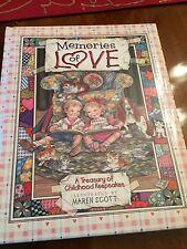 Memory Book Childhood Keepsake Memories of Love - New