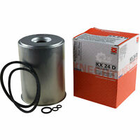 Original MAHLE Kraftstofffilter KX 24D Fuel Filter