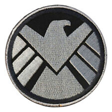 Captain America USA S.H.I.E.L.D.  Patch S.S.R Embroidered Patch Morale Badge