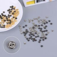 50Pcs 5mm Mini Doll Button DIY Handmade Sewing Button 2Holes Button',