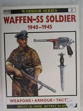 Osprey - Waffen-SS Soldier 1940-1945 (Warrior 2)