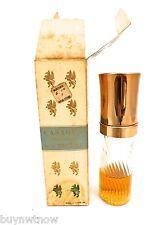 VTG Casaque Perfume  Flacon Jean D'Albret France  2 1/4 OZ USED