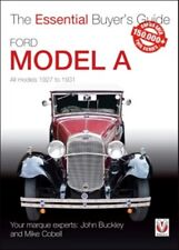 Ford Model A All Models 1927 to 1931The Essential Buyer's Guide car  book paper