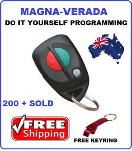Suitable for Mitsubishi Remote keyless Magna TH TW & Verada KH KW 1998-2005