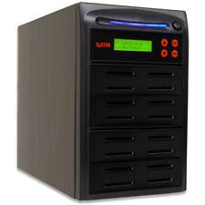 SySTOR 1-15 CF Card Duplicator - Compact Flash Copier - Memory Storage Sanitizer