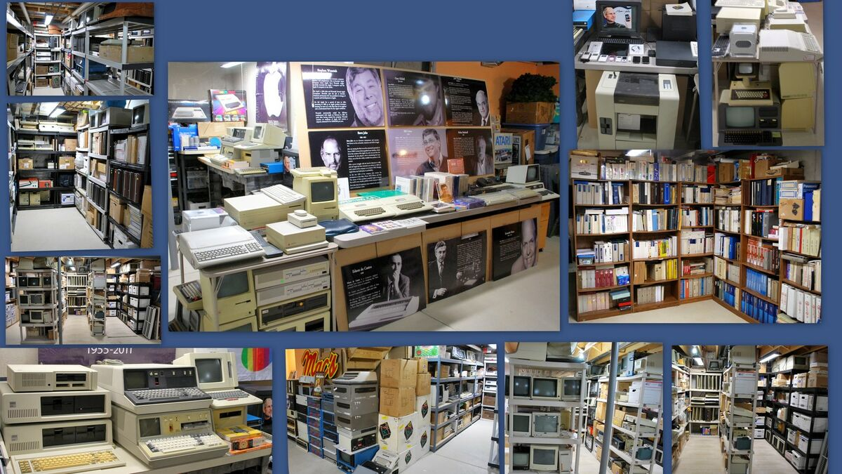 Vintage Computer Museum Services