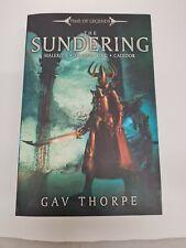 The Sunderling. Gav Thorpe. Games Workshop. Warhammer. Rare