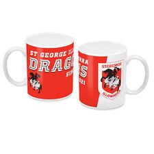 St George-Illawarra Dragons Logo Mug *BNIB*