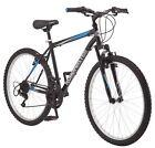 Mens Mountain Bike Bicycle 26 Suspension Frame Full Shimano 18 Speed Bikes NEW