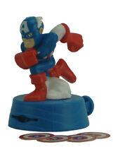 Marvel Burger King Exclusive Super Hero Squad Captain America Disc Shooting 2009