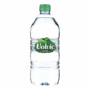 Volvic Springwater Plastic - Case Of 12 - 33.8 Fl Oz.